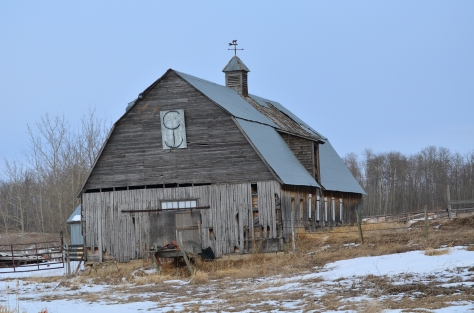 Beautiful Old Barn