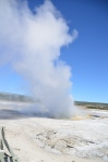 The next day we went to see more geysers and thermal pools