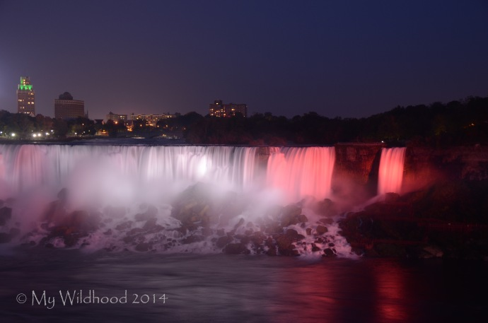 New York, USA, the American Falls