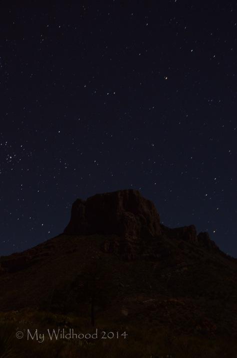 Stars over Casa Grande
