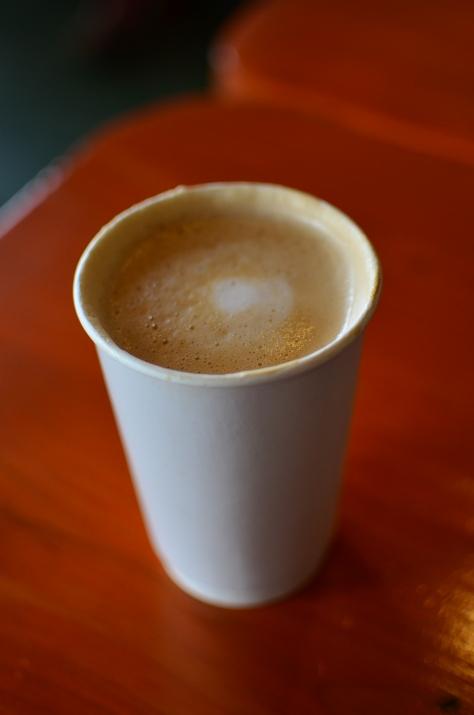Vanilla Latte from Plaine