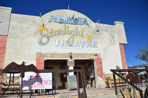 Starlight Theatre - A famous landmark