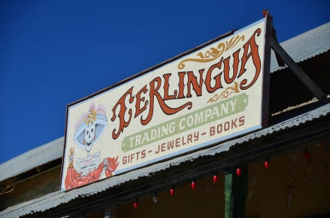 Terlingua Trading Company - The Front Porch of Terlingua