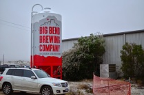 You haven't done them all until you've seen Big Bend Brewing Company - the most remote Brewery in Texas, and one of the most remote in the USA!