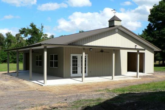 Hobby Shop/Barn