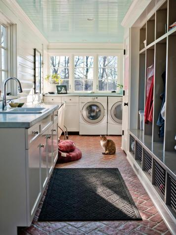 Mud/Laundry Room