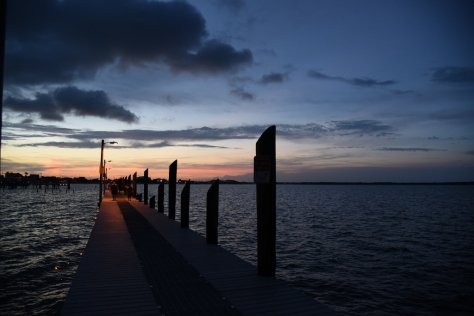 Sunset in Pensacola