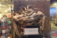 Future Crafting ideas - Crab made out of driftwood